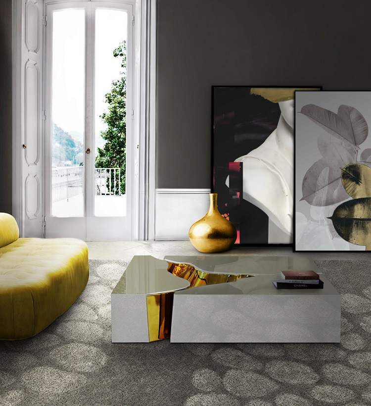 Design Inspirations – Artwork for Your Modern Living Room | Archi ...