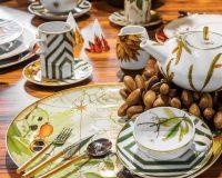 porcelain tea set for adults,porcelain tableware manufacturers in europe,luxury tea set design,handmade tea set porcelain,tea set nature themed,
