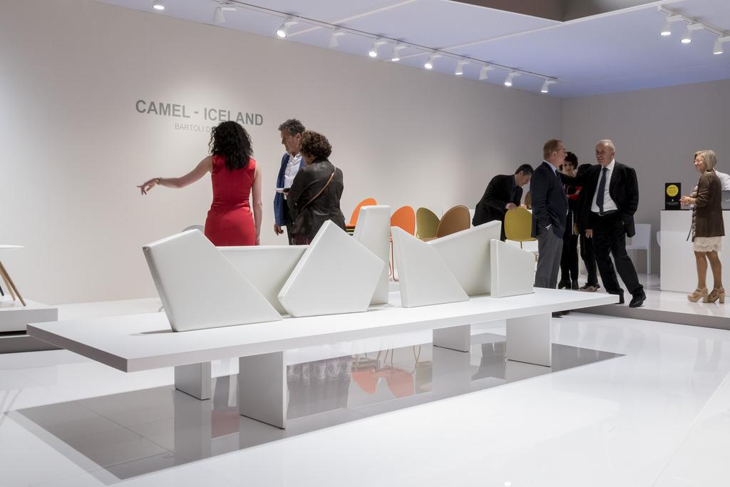 Milano furniture show salone del mobile milano 2017 for Fiera del mobile e del design milano