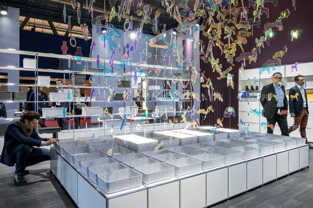 Milano Furniture Show - Salone del Mobile.Milano 2017: 56th edition