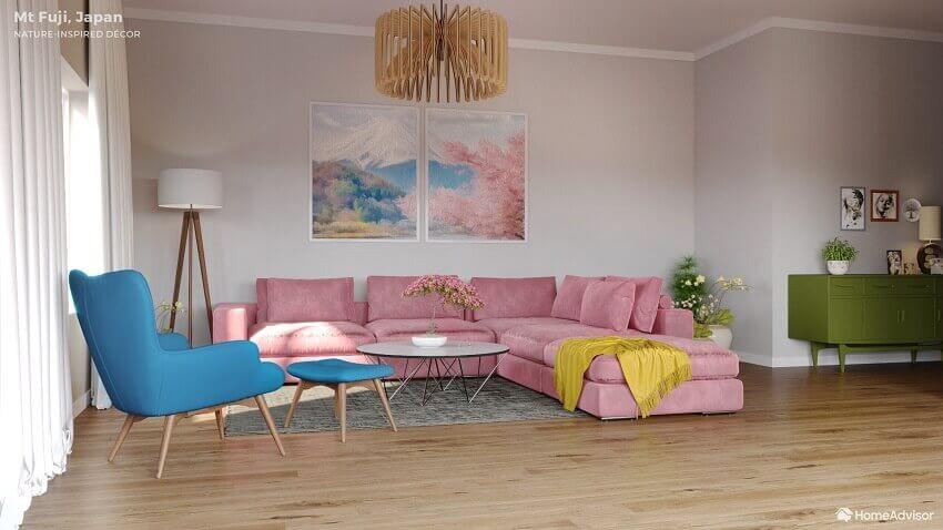 Design Inspiration Nature S Color Palettes Archi Living Com