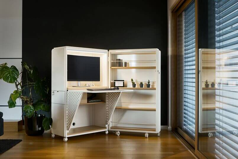 white home office furniture sets,lockable home office furniture,mobile office with folding table,white office furniture for home,home office furniture with bookcases,