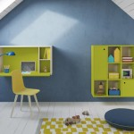 Bring the subject of trees into children's rooms