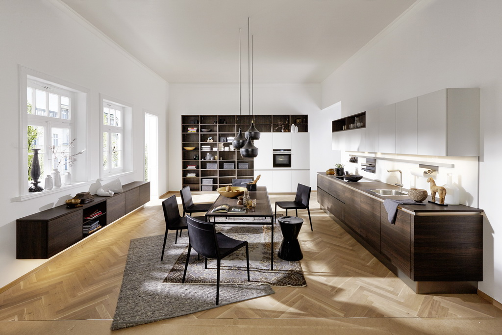 AuBergewohnlich Choose A Kitchen With A Combination Of Styles