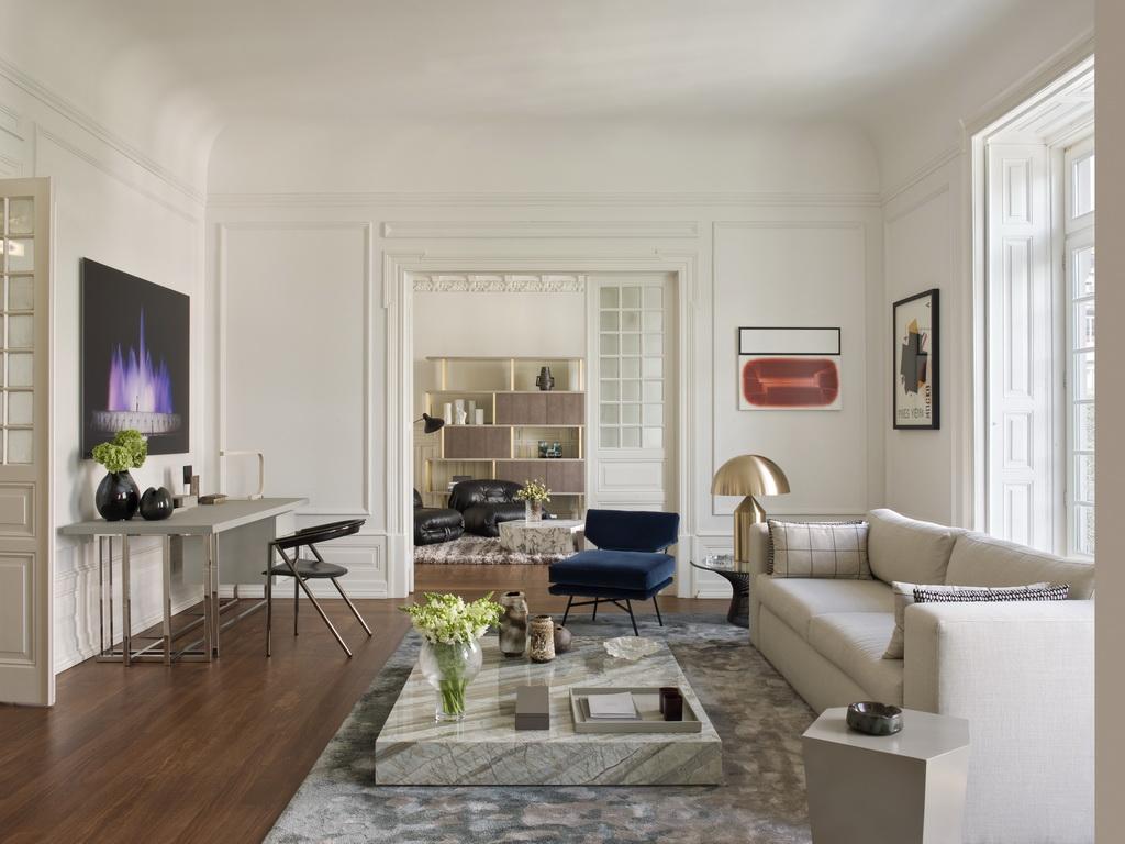 Atelier And Showroom Cristina Jorge De Carvalho Interior Design Archi Living Com