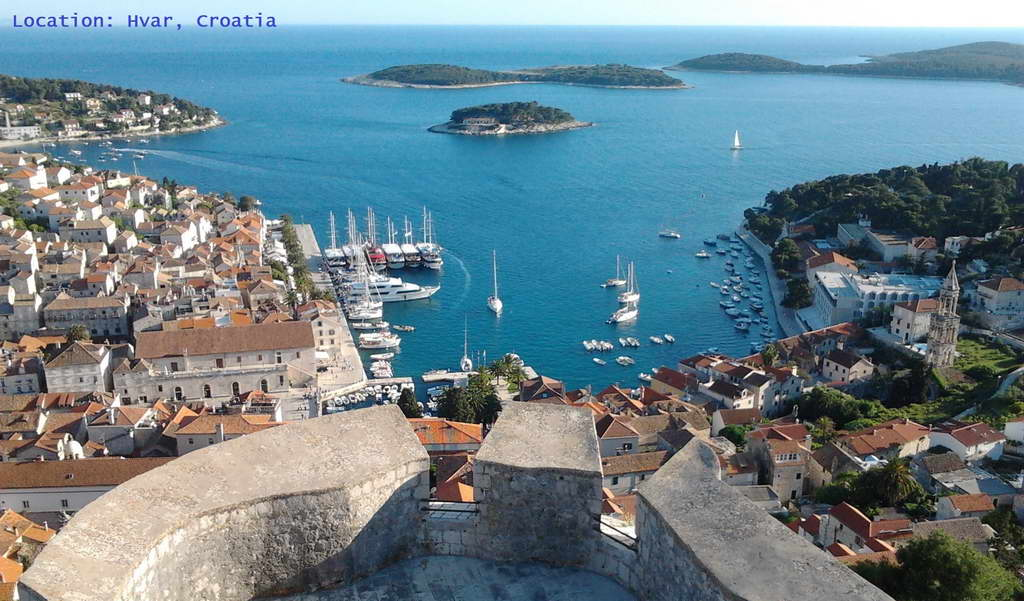 hvar town,hvar island,spanish fortress,the view,croatia,cultural heritage,visit croatia,dalmatia,dalmatian islands,hvar sightseeing,adriatic sea,seaview,adriatic coast,croatian coast,travel blog,blue sky,blue sea,beach holidays,European beaches,beaches in Europe,travel destinations,travel attractions,travel inspiration,travel ideas,family holidays,family holiday ideas,romantic travel,romantic vacations,mediterranean,mediterranean style,