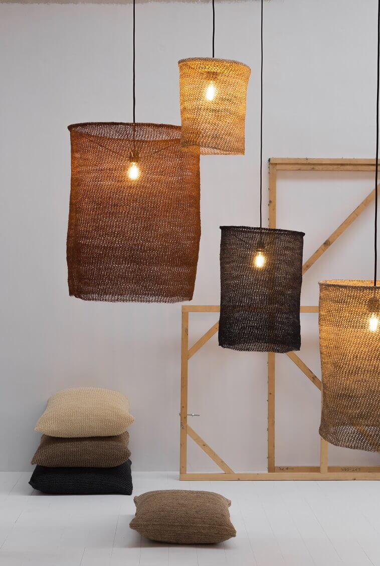 organic lighting systems,organic lamp shades,lighting made from natural materials,eco friendly products for home,ecological lighting solutions,