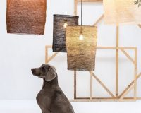 let's pause muebles,natural ceiling lamp shade,lamp shade made from plant,organic modern lamps,eco design in interiors,