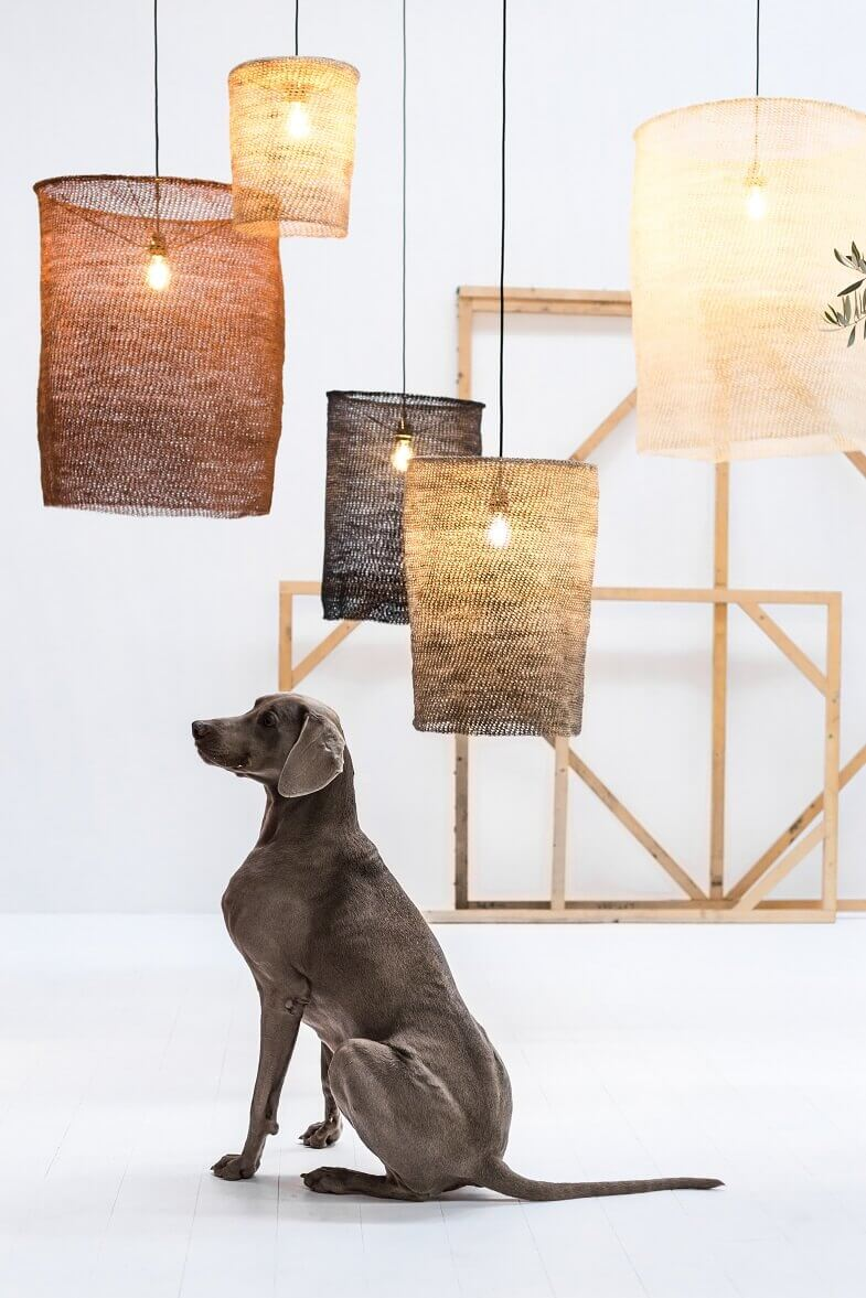 ceiling lamp made from natural materials,organic lighting fixtures,let's pause spanish furniture,lamps made from sisal,ceiling lamps for bedroom,