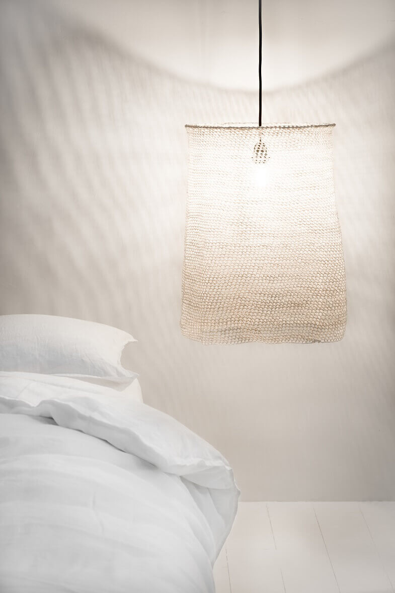 lamps made from plants,eco friendly bedroom ideas,organic bedroom decor,natural lamps for bedroom,ceiling bedroom light fixtures,
