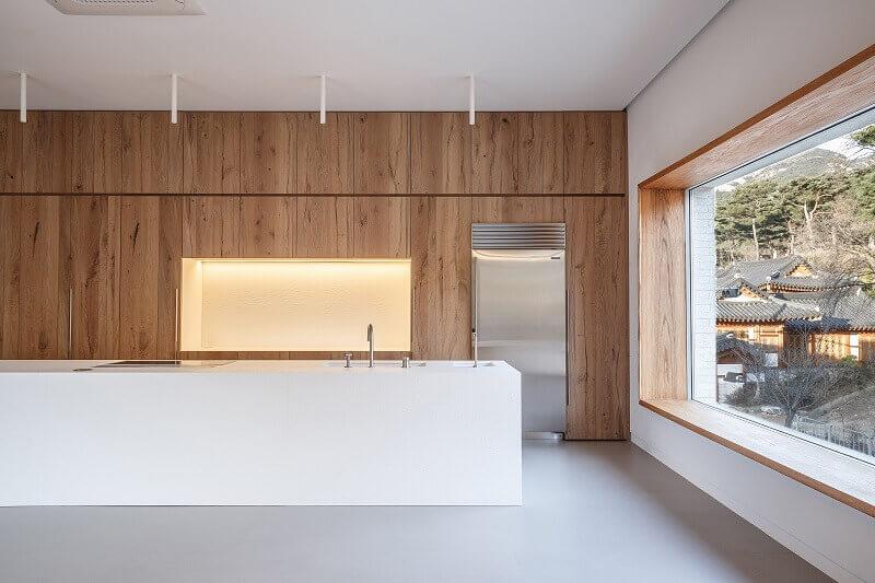 sintered stone kitchen countertops,kitchen design white and wood,kitchen design project in korea,white kitchen island ideas,lapitec countertops,