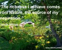 claude monet quotes about nature,inspired by nature quotes,photo quotes about nature,quotes by famous artist,park in spring photos,