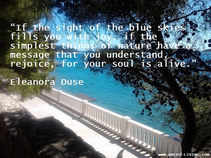 quotes about nature and sky,image quotes about joy,adriatic sea islands hvar,if the sight of blue skies fills you with joy,eleonora duse quotes,
