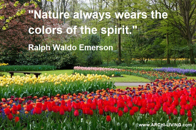 colors of nature quotes,photo quotes colors nature,keukenhof gardens lisse netherlands,nature always wears the colors of the spirit,ralph waldo emerson quotes nature,