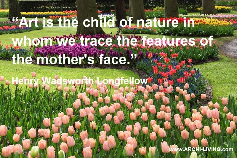 photography quotes flowers,keukenhof tulip gardens,quotes by famous authors,henry wadsworth longfellow famous quotes,quote about nature and art,