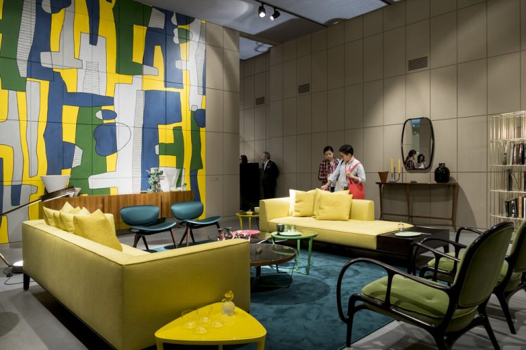 New interior trends, Salone del Mobile, Milan, 2017, 56th Edition, Tredns, Fair, messe, Furniture, Interior Design