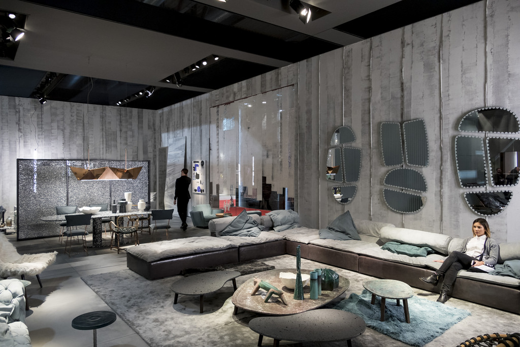 Design Trends Living Room Salone Del Mobile Milano