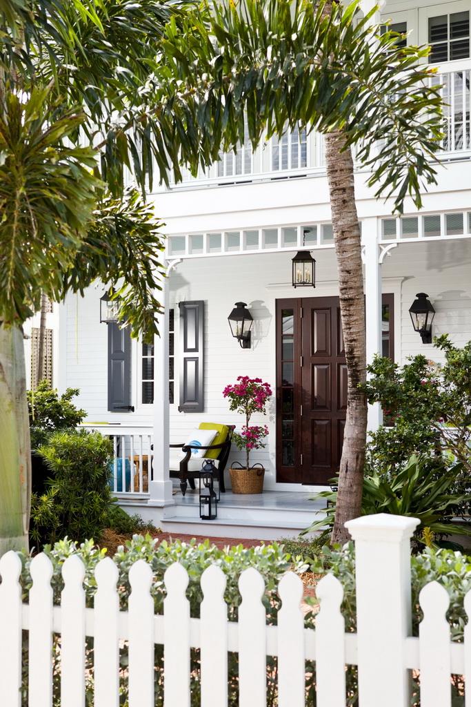 Nautical home near key west archi for Key west style lighting