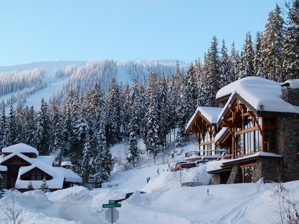 wood element feng shui colors,wooden house in a snowy forest,traditional wooden stone architecture in america,