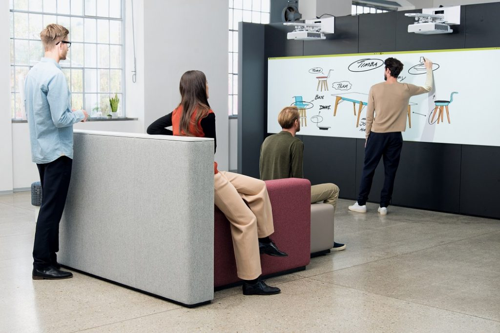 Innovative Office Design Improves Concentration