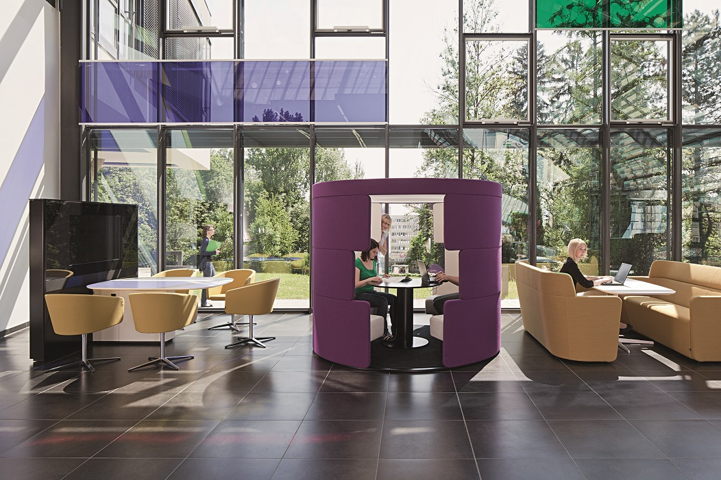 innovative office designs. Innovative Office Design Improves Concentration, Communication, Inspiration, And Recreation Designs E