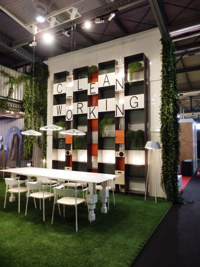 World trends in lighting and office design salone del for Hotel milano salone del mobile