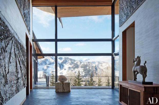 Perfect Peter Marinou0027s Rocky Mountain Ski Retreat 2