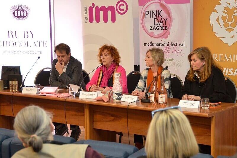 pink day 2020 zagreb,Ivica Mamic,Sanja Muzaferija,Vlasta Pirnat,Lada Ratkovic Bukovcan,