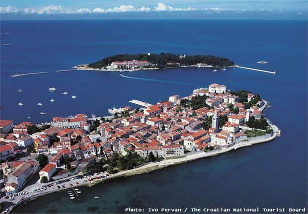 Porec,Croatia,croatian tourist attractions,istria tourist attractions,visit istria,