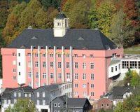 Haus des Volkes,Bauhaushotel,Probstzella,Bauhaus centenary,Thuringia Germany