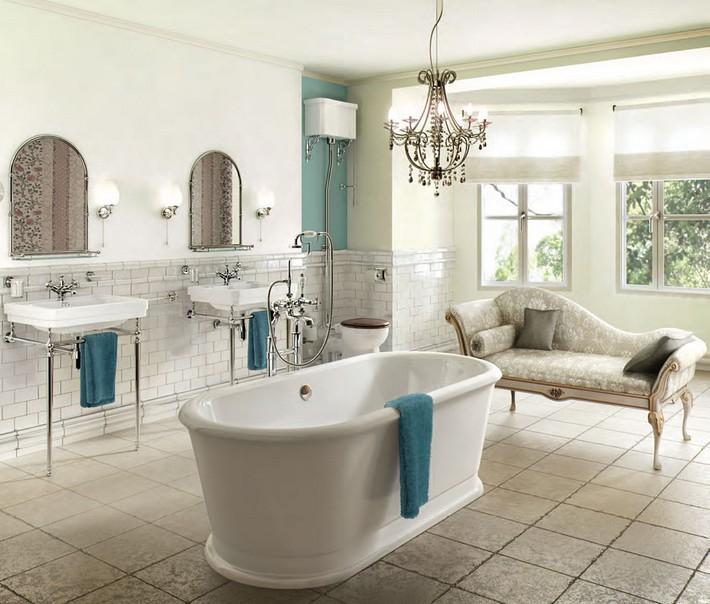 Victorian Style Bathroom Design Ideas | Archi-living.com
