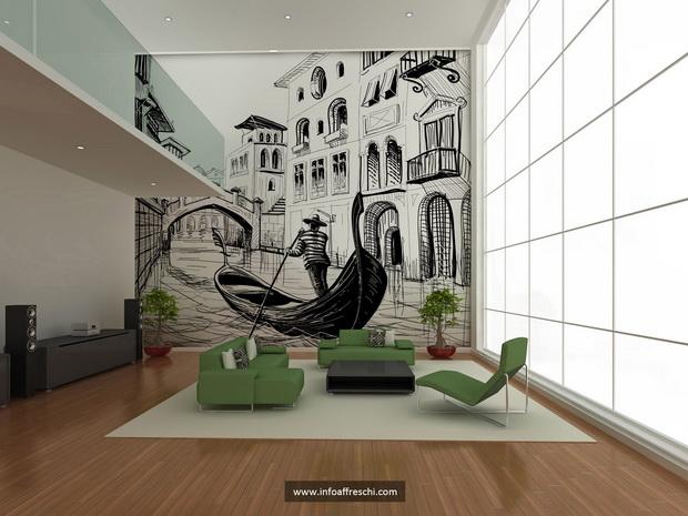 R_Affreschi_wallart_Venice_gondola_living_room_design_Archi-living.com_resize.jpg