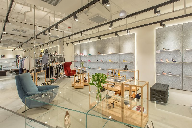 Photo Gallery:Retail Design Ideas U2013 Runway Concept Store By Fabio Ferrillo