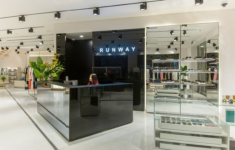 Retail Design Ideas – Runway Concept Store by Fabio Ferrillo ...
