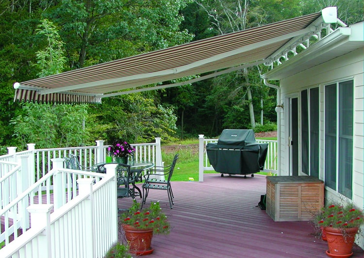 Automatic Awnings For The House