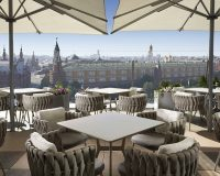 luxury hotels,ritz-carlton moscow,luxury restaurant design,restaurant design ideas,high end restaurant design,modern restaurant design,luxury bar design,bar design ideas outdoor,outdoor furniture,designer furniture,garden design,design,garden furniture,tribu,hospitality design,hospitality,hotel design,outdoor living room ideas,outdoor furniture ideas,designer,Monica Armani,armchair,armchair design,high end furniture,table and chairs,