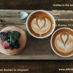 8 Romantic and Inspirational Coffee Photo Quotes