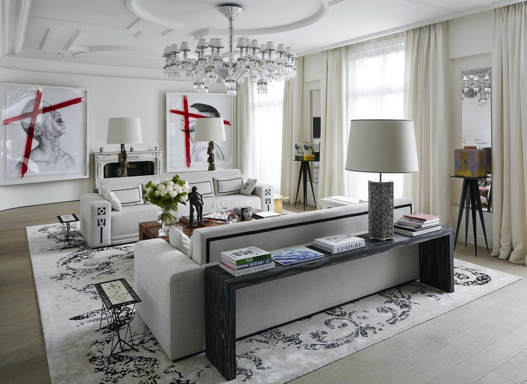 Design Project Place Des Etats Unis By Stephanie Coutas Archi Living Com