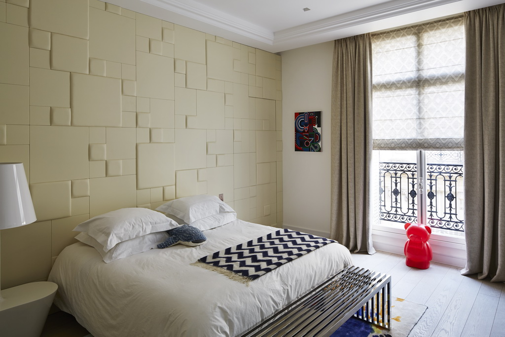 luxury bedroom design,modern apartment design,luxury furniture,sophisticated paris home design,high end bedroom curtains,