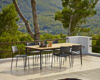 Outdoor Furniture, Garden Furniture, Terrace Design, Balcony Design, Garden Design, Outdoor Dining Room, Terrace, Balcony, Hospitality Design, Hospitality, Hotel Design, Table and Chairs, Seat and Table, Dining Room Furniture, Product Design