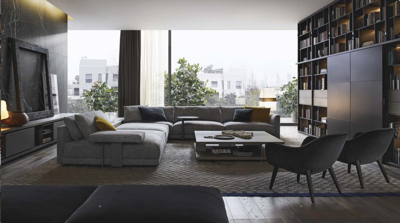 Archi Living, Salone Del Mobile, Milano, Trends In Living Rooms