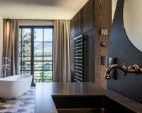 Seehof Hotel,mountain hotel design,hotel bathroom design ideas,washbasin in corian,hotels bath,