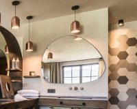 Seehof Hotel,wellness hotel design,modern hotel bathroom design,hotel washbasin design,bathroom mirror design,