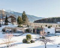 Seehof Hotel,mountain hotels,hospitality design ideas,winter travel destinations,snow winter scenery,