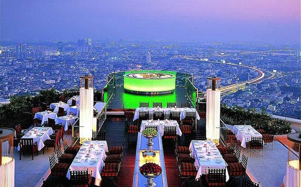 Sky Bar at Sirocco,Bangkok,high end furniture,bar design,outdoor sofa ideas,luxury outdoor sofa,things to do in bangkok,thailand travel ideas,bar chair,bar chair design,armchair,armchair design,hospitality design,hospitality,hotel design,hotels,restaurants,restaurant design,restaurant furniture,dining room design,dining room furniture,luxury dining room design,luxury dining room,table design ideas,dining chairs,luxury dining tables,dining furniture,dining room,dining table,terrace design,balcony design,luxury living room,luxury hotels,luxury restaurant design,restaurant design ideas,high end restaurant design,modern restaurant design,luxury bar design,bar design ideas,trendy colors,white color,color,colorful,accommodation,travel destinations,travel attractions,travel inspiration,travel ideas,family holidays,family holiday ideas,romantic travel,romantic vacations,