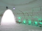 village des neiges canada,best ice hotels around the world,hotel lobby made of ice,wall art winter wonderland,green led lights for room,
