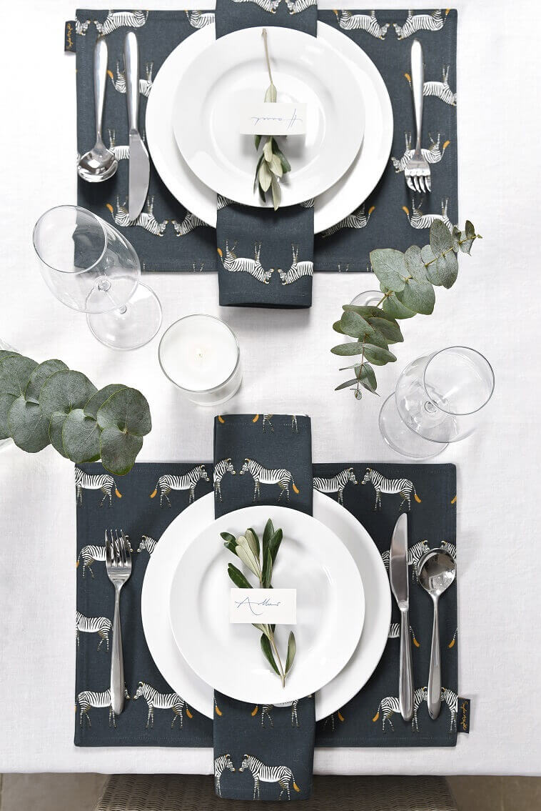 Table Setting Design Ideas Inspired By Animals Archi Living Com