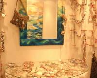 galerija šoša hvar,large mirror with ornate frame,mirror for jewellery shop,marine style mirror,ducani u hvaru,