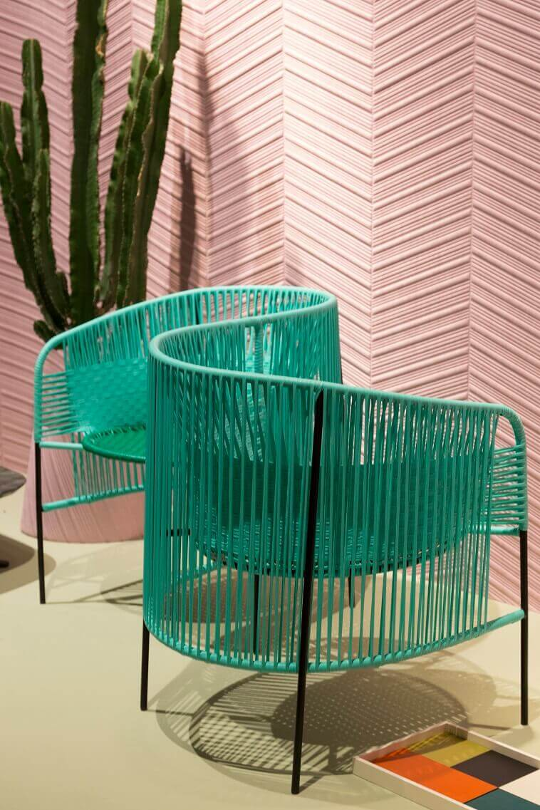 artistic furniture design,modern furniture for hotel lobby,creative chairs for waiting area,green pink living room ideas,imm cologne furniture trends,