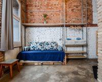 Swanky Mint Hostel, Hostel Design, Hostel, Hospitality Design, Hostel Accommodation, Accommodation, Travel Destinations, Travel Attractions, Zagreb, Croatia, Travel Inspiration, Hostels in Zagreb, Hostels in Croatia, Industrial Style, Industrial Design